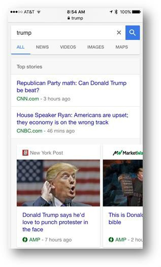 SEO News Roundup: AMP Now Live