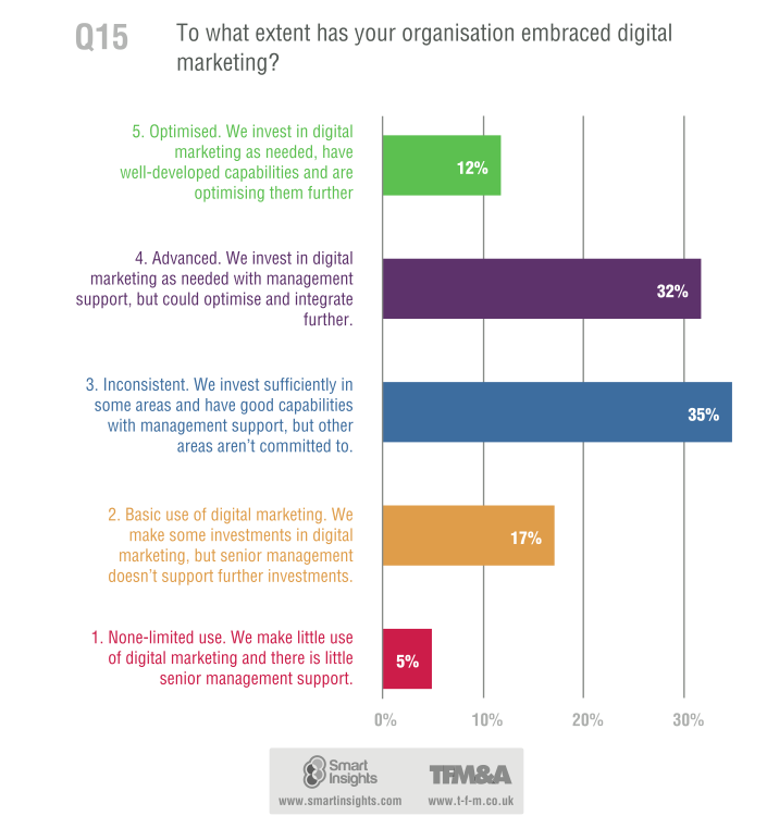 Does Your Company Have the Right Digital Marketing Capabilities to Prosper in 2014?
