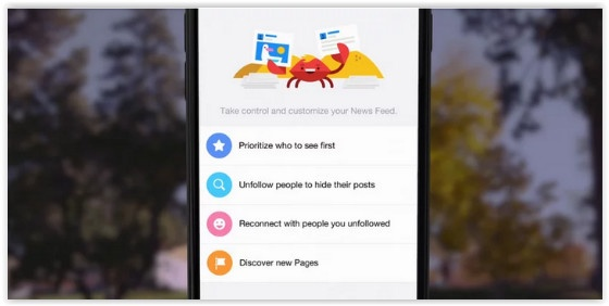 Social Media News Roundup: Facebook Changes News Feed Controls