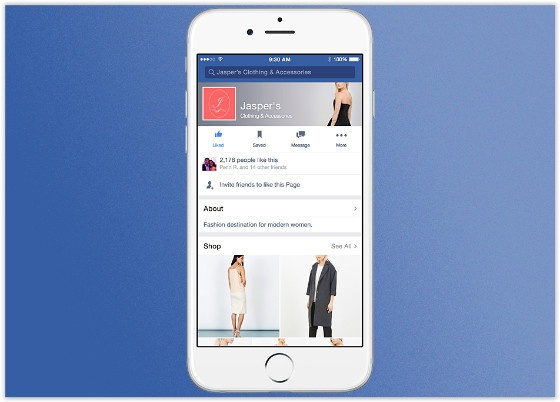 Social Media News Roundup: Facebook Builds Shops, Yik Yak Adds Photos