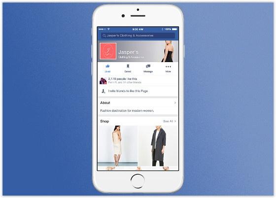 Social Media News Roundup: Facebook Builds Shops, Yik Yak Adds Photos
