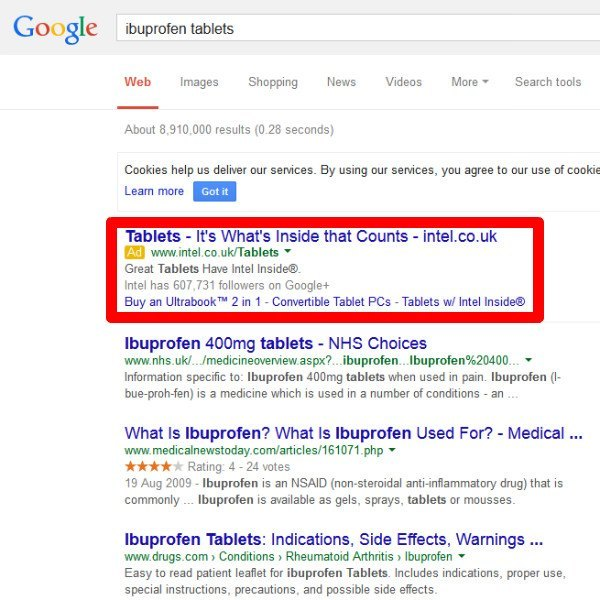4 PPC Ads That Show Up in All the Wrong Places