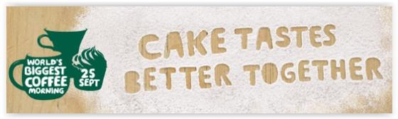 Cakes @ ClickThrough – Raising Money for Macmillan Cancer Care