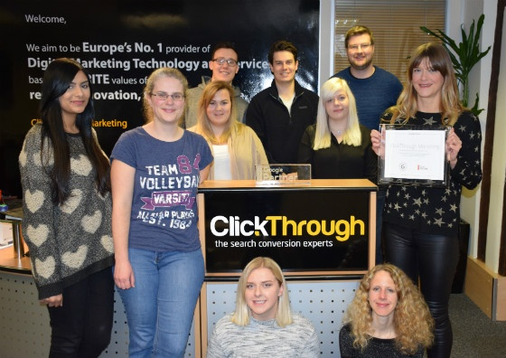 ClickThrough PPC Team Named Premier Google Partner