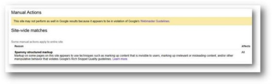 SEO News Roundup: Google Penalties for Schema Markup