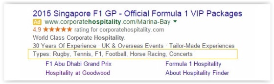 PPC News Roundup: Structured Snippets Come to AdWords