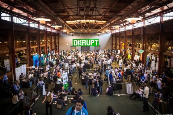 TechCrunch Disrupt NY 2016 Highlights