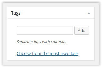 How WordPress Tags Can Make or Break your Blog
