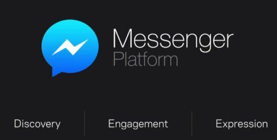 Facebook Messenger Platform Gets Updated