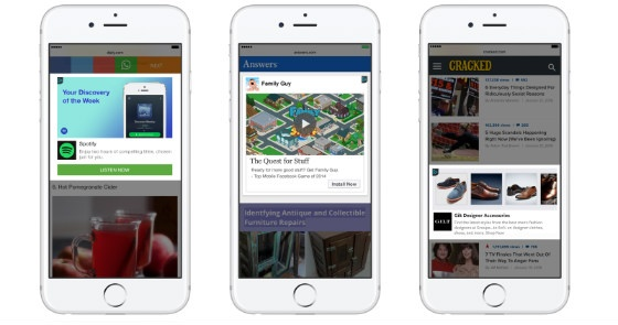 Social Media News Roundup: Facebook Expands The Reach Of Its Audience Network