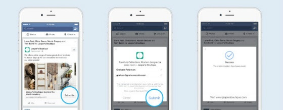 PPC News Roundup: Facebook Releases Lead Ads