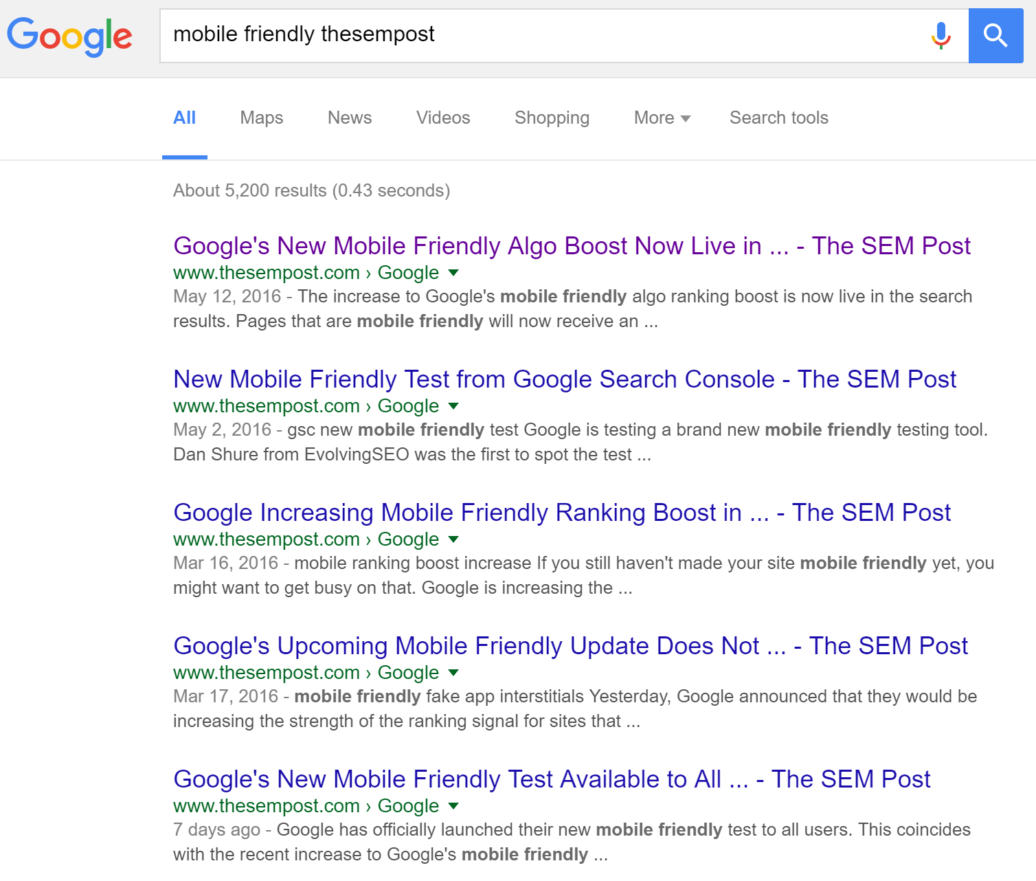SEO News Roundup: Page Speed To Affect Mobile Rankings