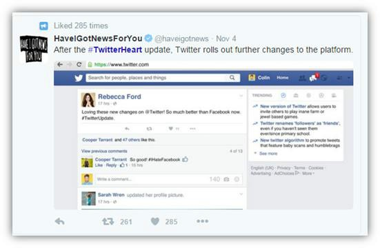 Social Media News Roundup: Twitter Shares The Love
