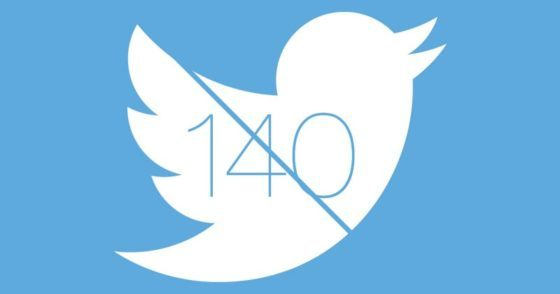 Social Media News Roundup: Twitter Edits Character Count Rule