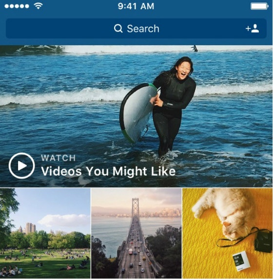 Social Media News Roundup: Video Suggestions On Instagram