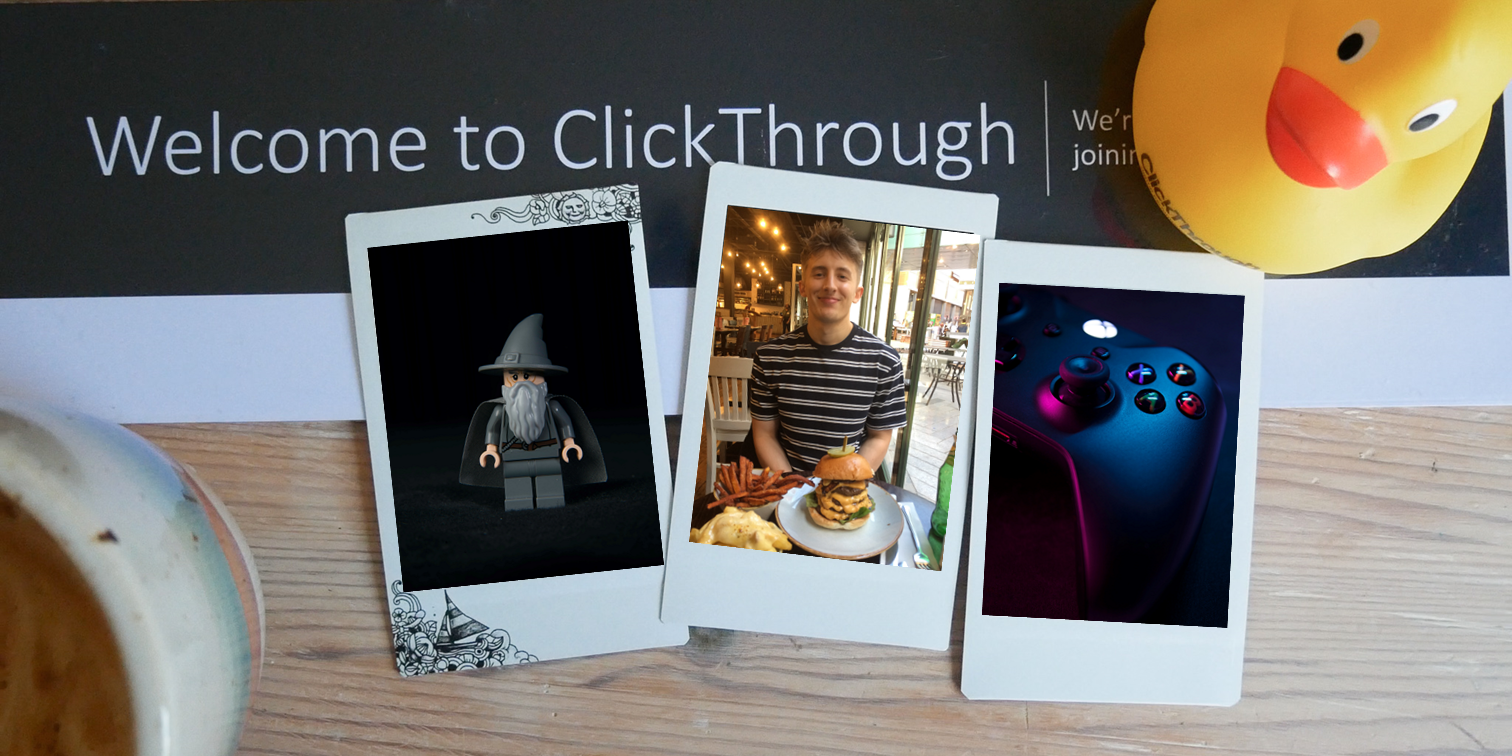 Say Hello To Luke, Our Latest ClickThrough Starter!