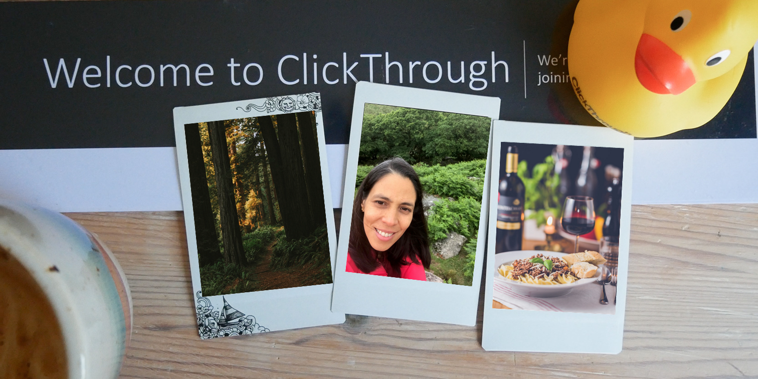 Say ¡Hola! to Mafer Mora, the Newsest Member of the ClickThrough Team!