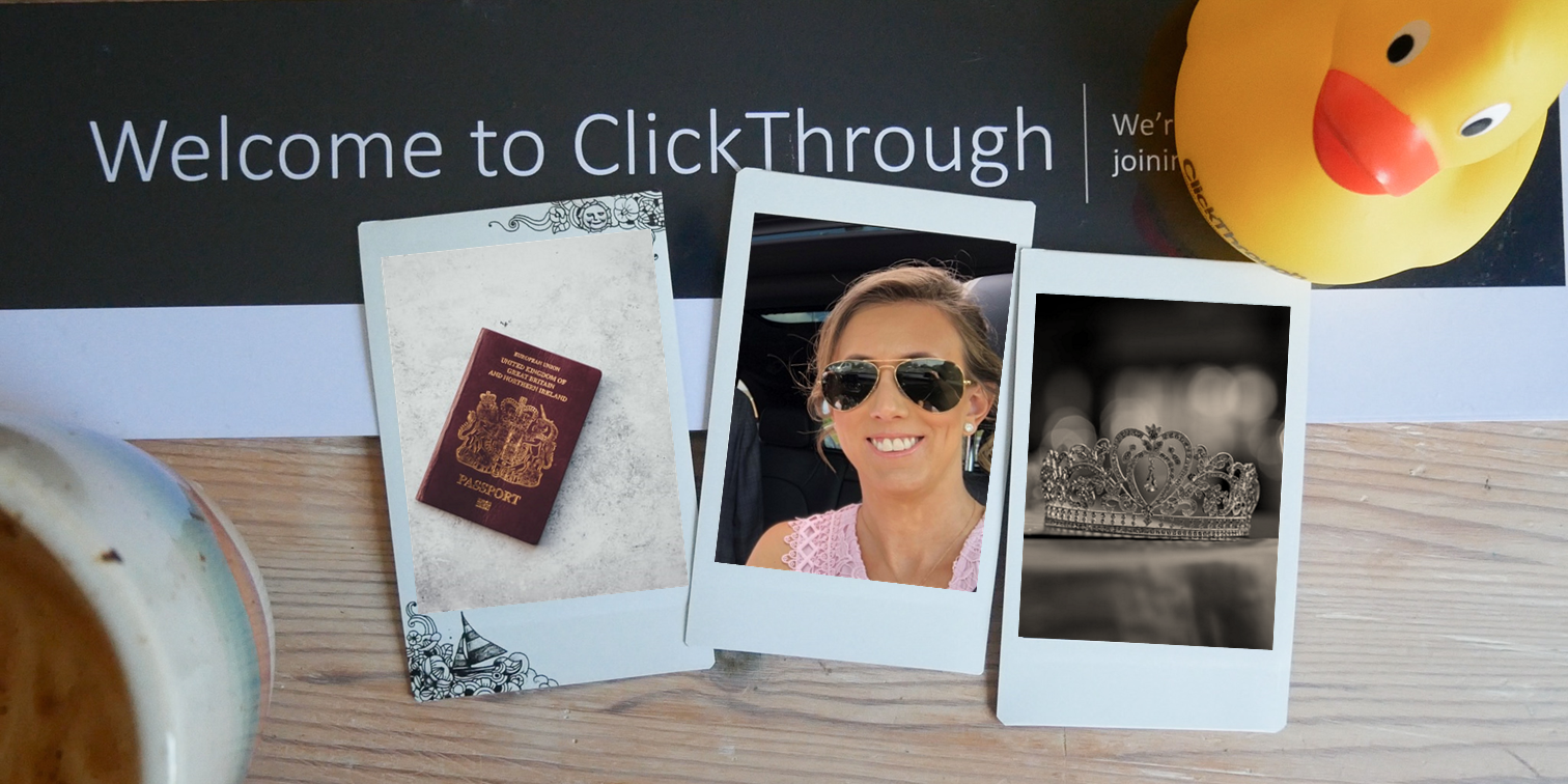Say hello to Victoria, the newest member of ClickThrough's Finance Team