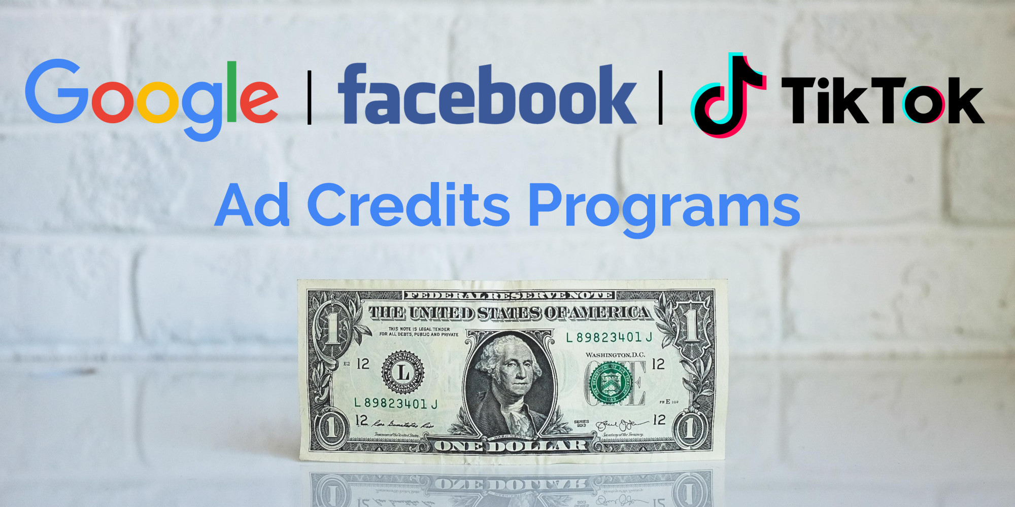 What You Need to Know About the Facebook, TikTok and Google Ads Credit for Small-to-Medium Sized Enterprises (SMEs)