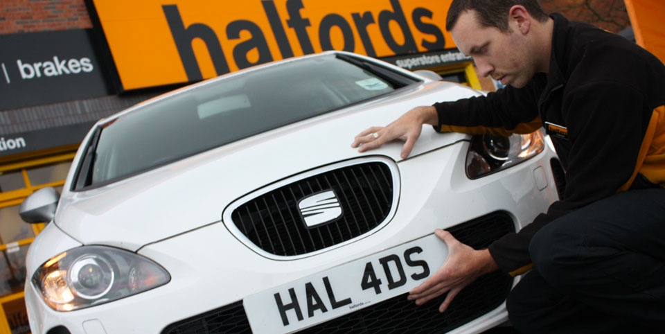Halfords Autocentre Paid Search Strategy