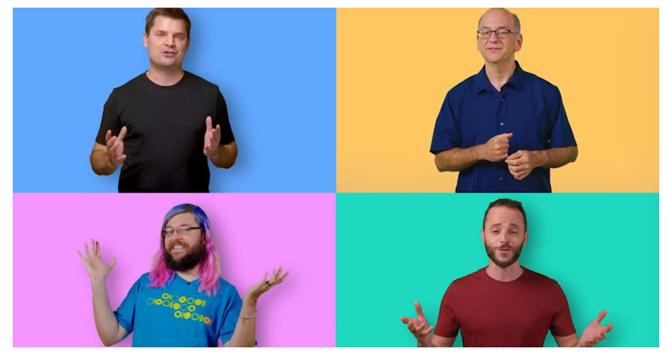 New Google video series