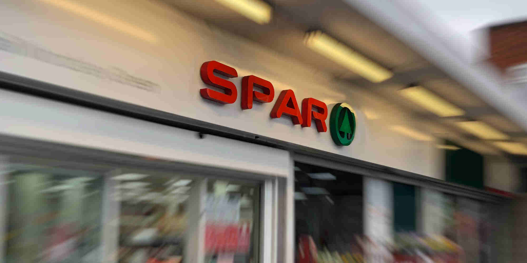 SPAR Bags 73% Organic Growth