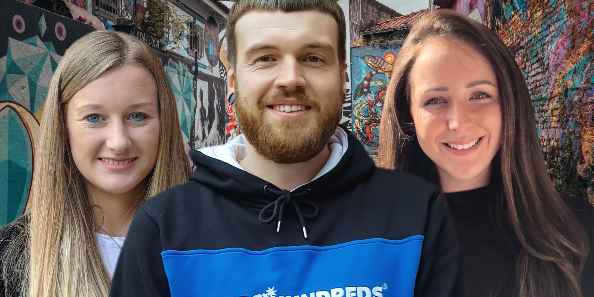 From A to Z - Meet Our New Starters Aimee, Joe and Zoe